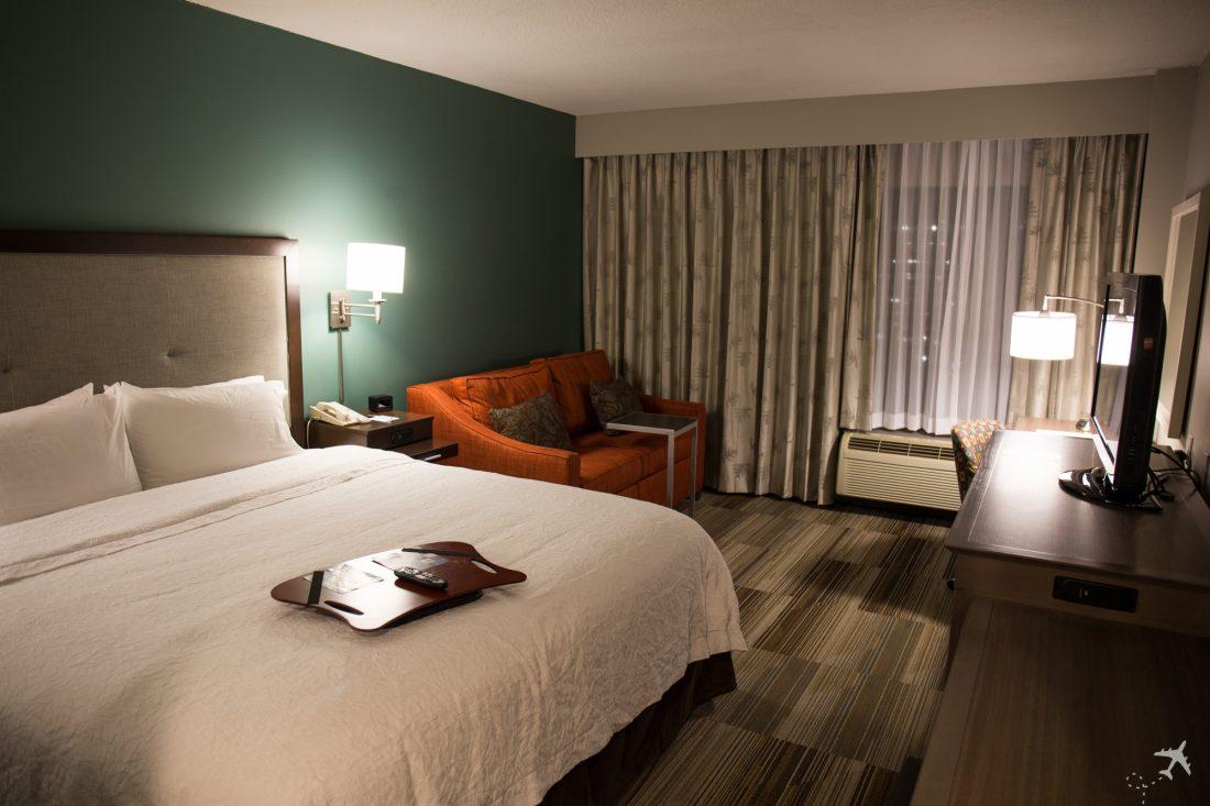 Zimmer - Hampton Inn & Suites New Orleans-Convention Center