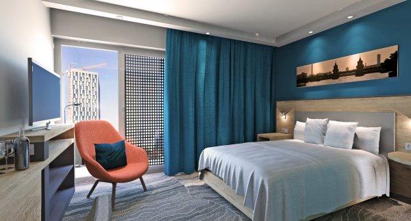 Hampton Berlin Alexanderplatz Zimmer