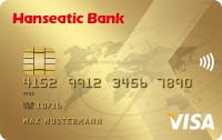 Hanseatic GoldCard Kreditkarte
