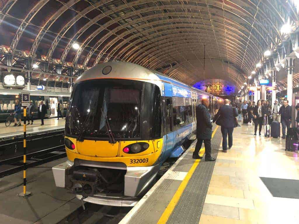 Heathrow Express Zug