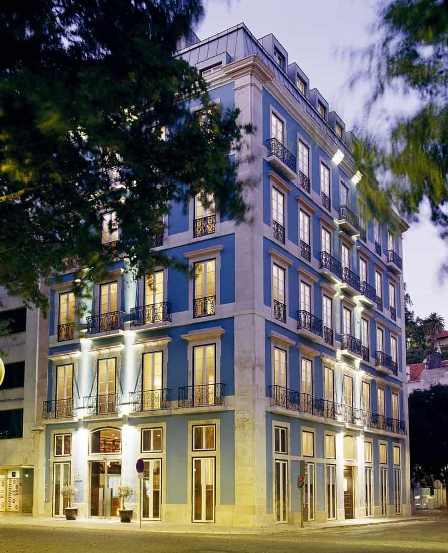 Heritage Hotel Avenida Liberdade Aussenansicht