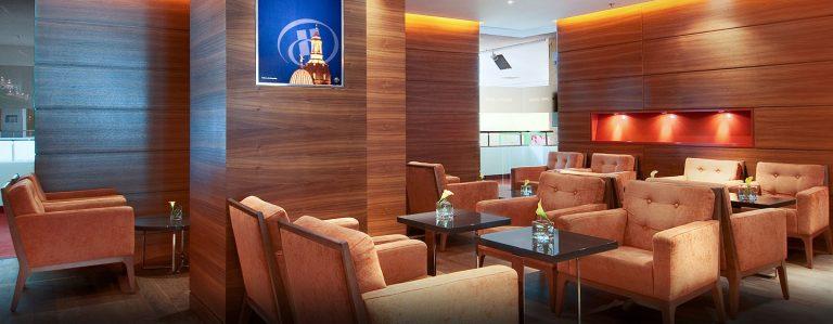 Hilton Dresden Lounge