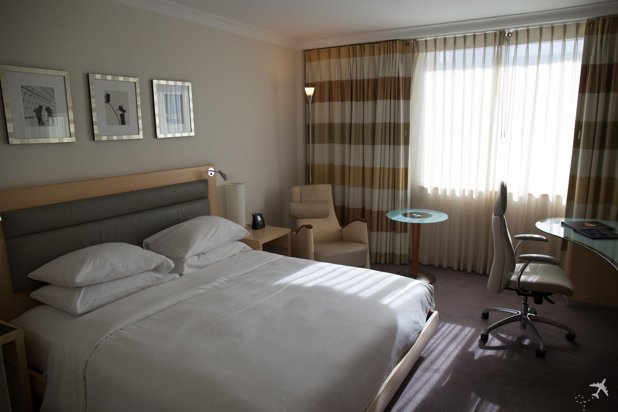 Hilton Düsseldorf Zimmer