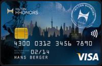Hilton HHonors Kreditkarte