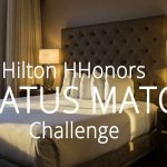 Hilton HHonors Status Match Challenge