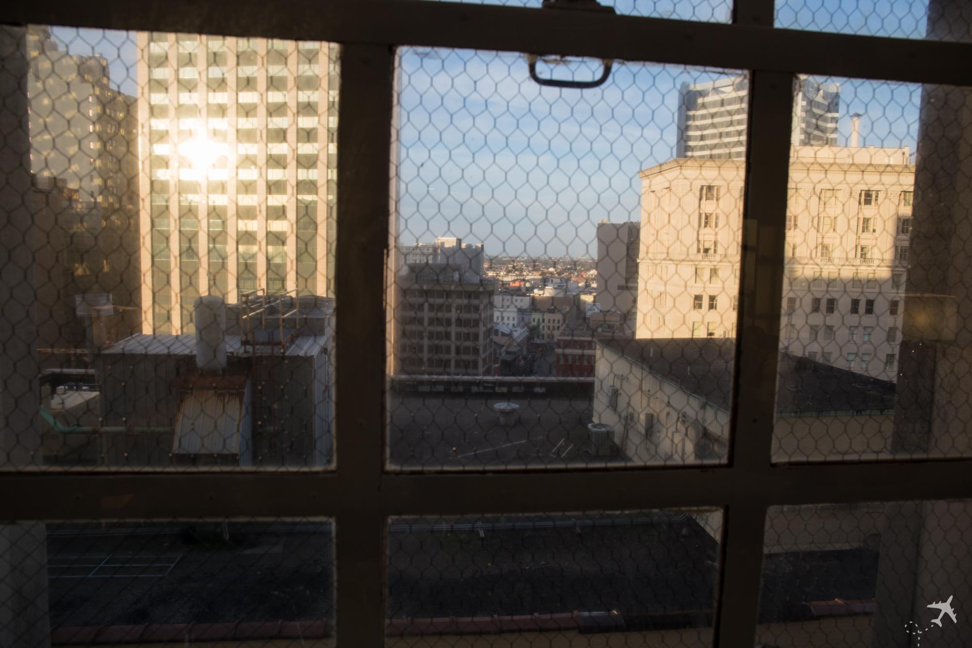 Hilton New Orleans St. Charles Avenue Ausblick