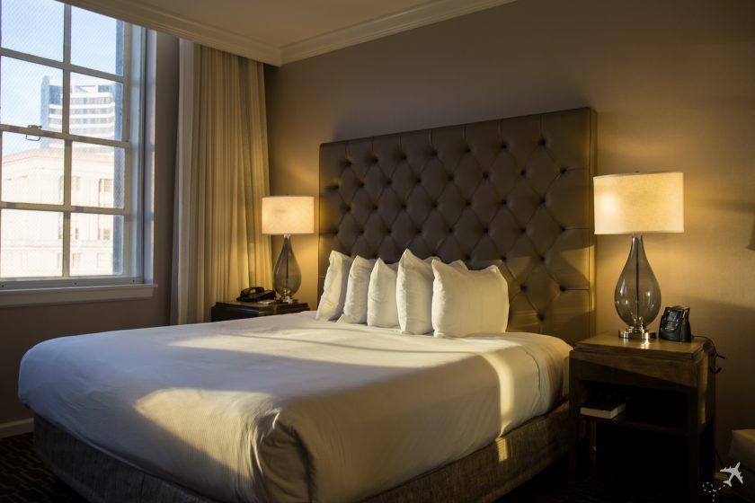 Hilton New Orleans St. Charles Avenue Bett