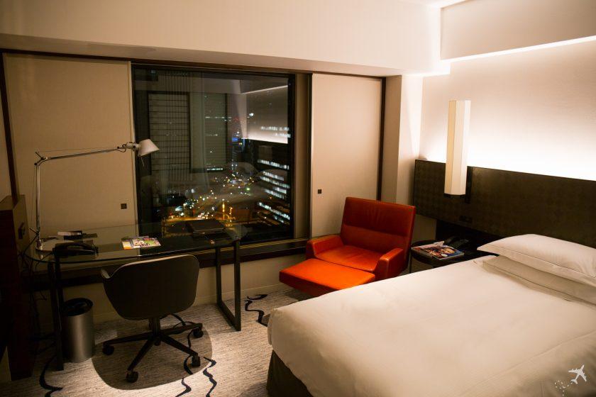 Hilton Tokyo Zimmer