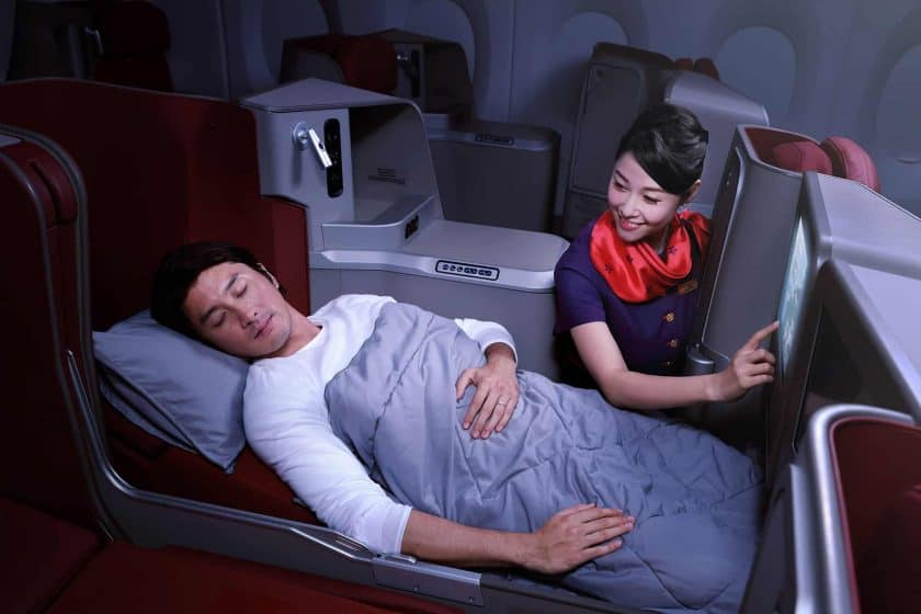 Hong Kong Business Class