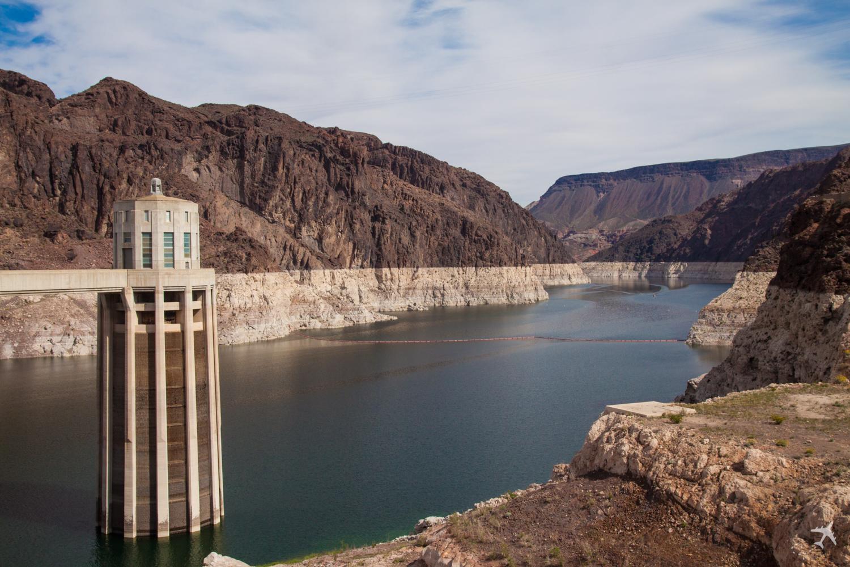 Colorado River - Hoover Dam, USA