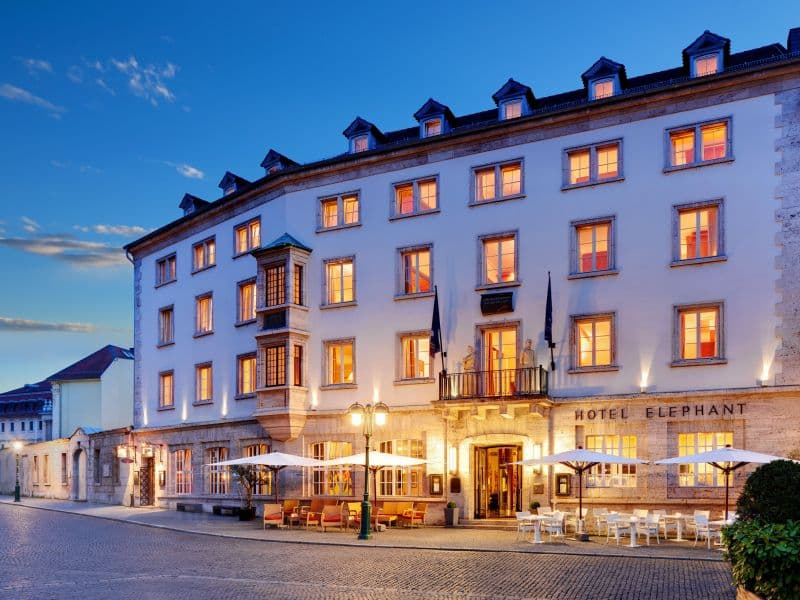 Hotel Elephant Luxury Collection, Weimar