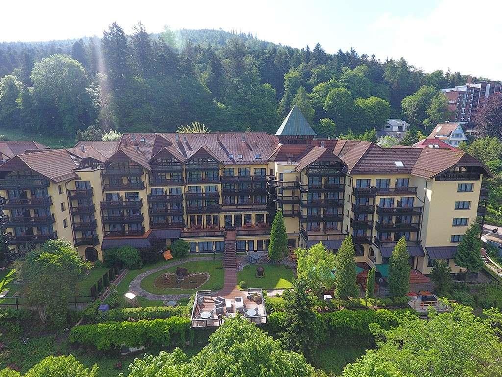 Hotel Luise aussen