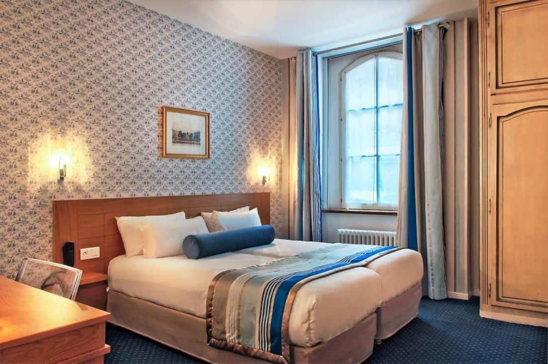 Hotel Romance Malesherbes Doppelzimmer