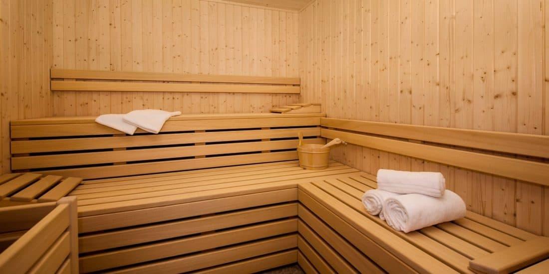 HotelRoyalPrague Sauna