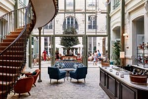 Hoxton Paris Lobby