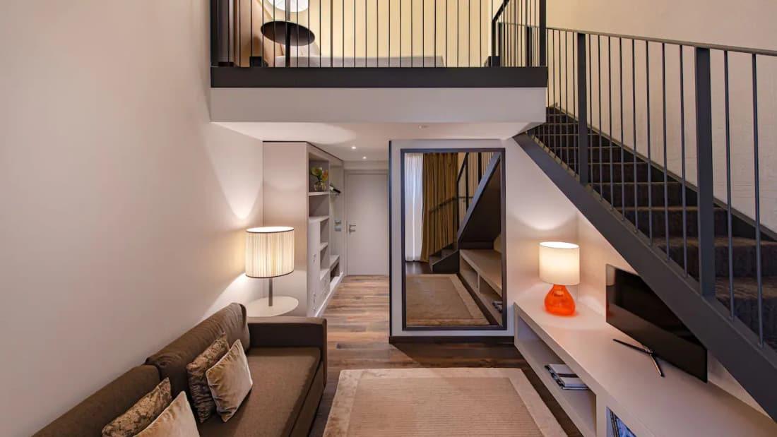 Hyatt Murano Venice Duplex Suite