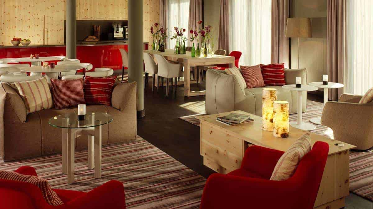 Hyperion Hotel Dresden Executibe Lounge