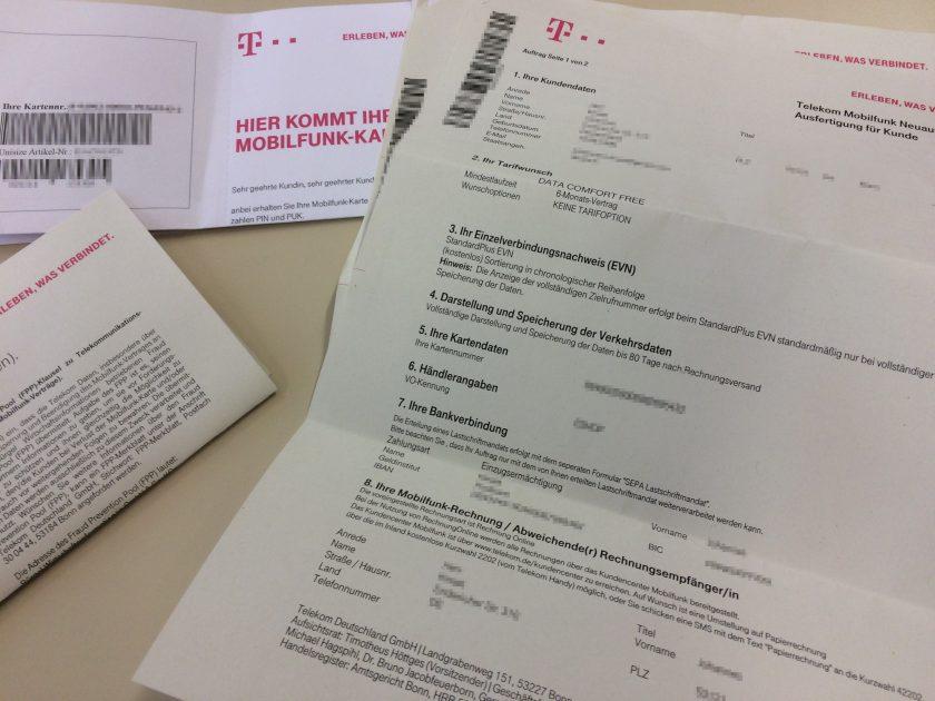 Telekom Data Comfort Free