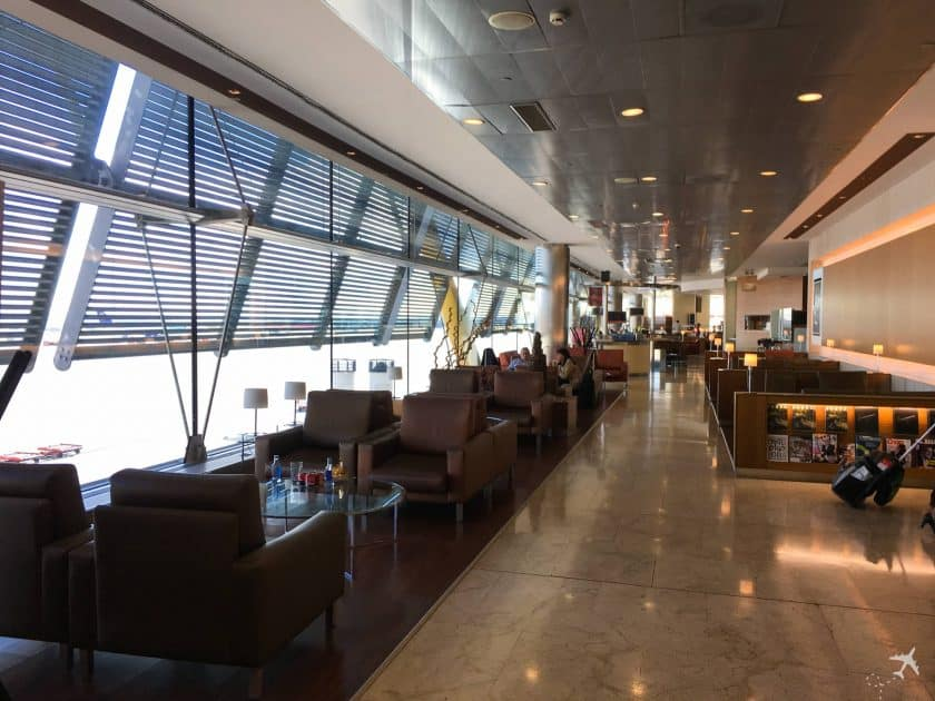 Iberia Lounge Madrid T4S