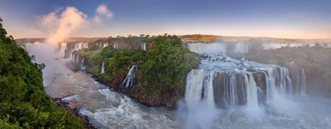 Iguazu Fälle, Brasilien