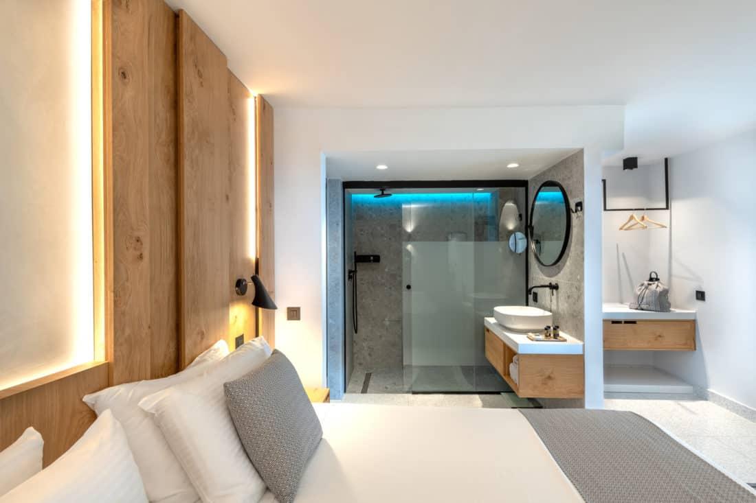 Ikaros Beach Luxury Resort Spa Classic Doppelzimmer Gartenblick 1