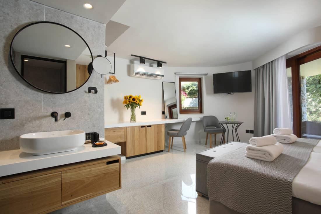 Ikaros Beach Luxury Resort Spa Classic Doppelzimmer mit Gartenblick 1