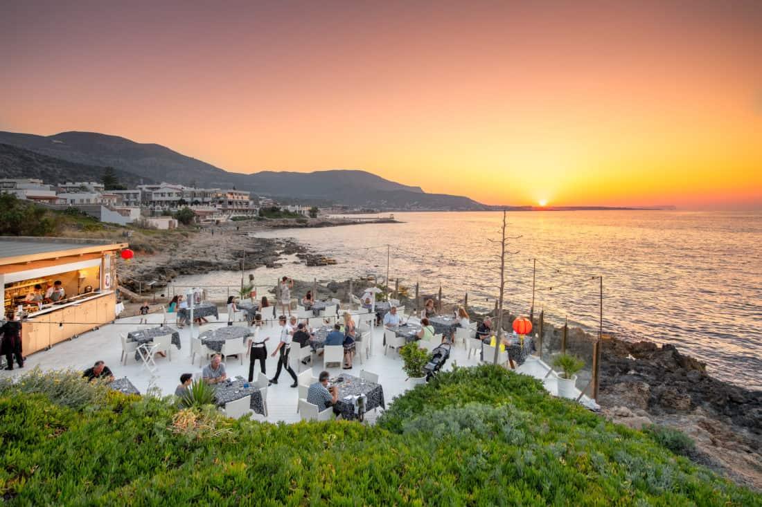 Ikaros Beach Luxury Resort Spa Restaurant 1