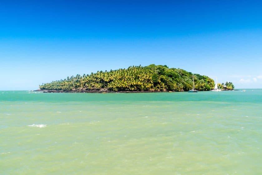 Ile Saint Joseph Island, Französisch-Guayana