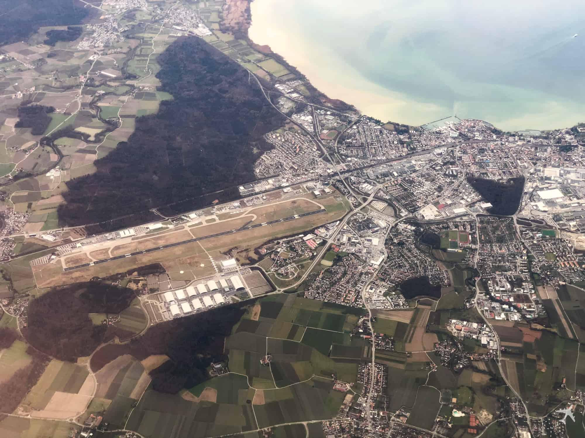 InFlight Flughafen Friedrichshafen