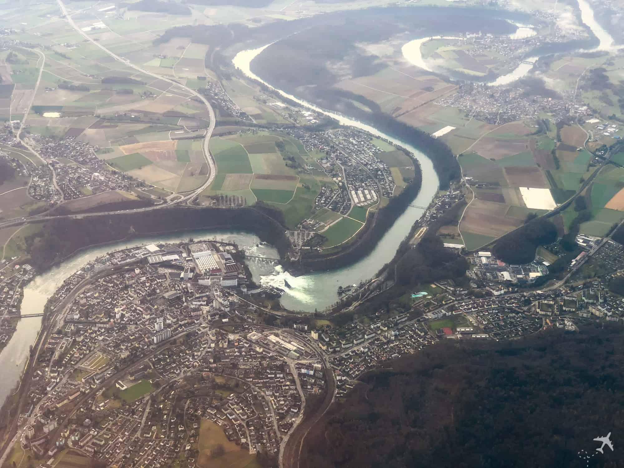 InFlight Rheinfall