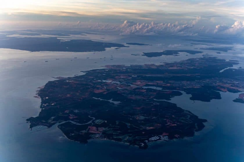 Inflight Insel Malysia