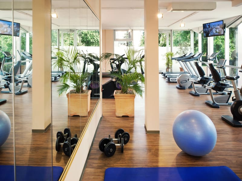 Interconti Frankfurt Fitness