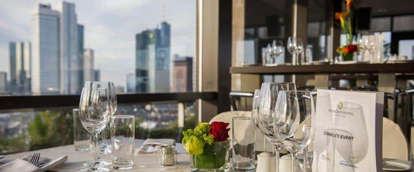 Interconti Frankfurt Restaurant