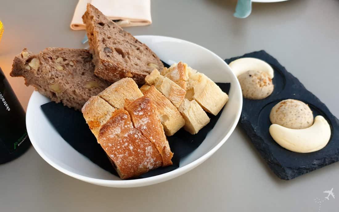 Intercontinental Ljubljana Brot