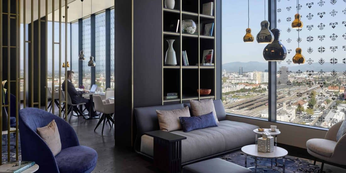 Intercontinental Ljubljana Lounge