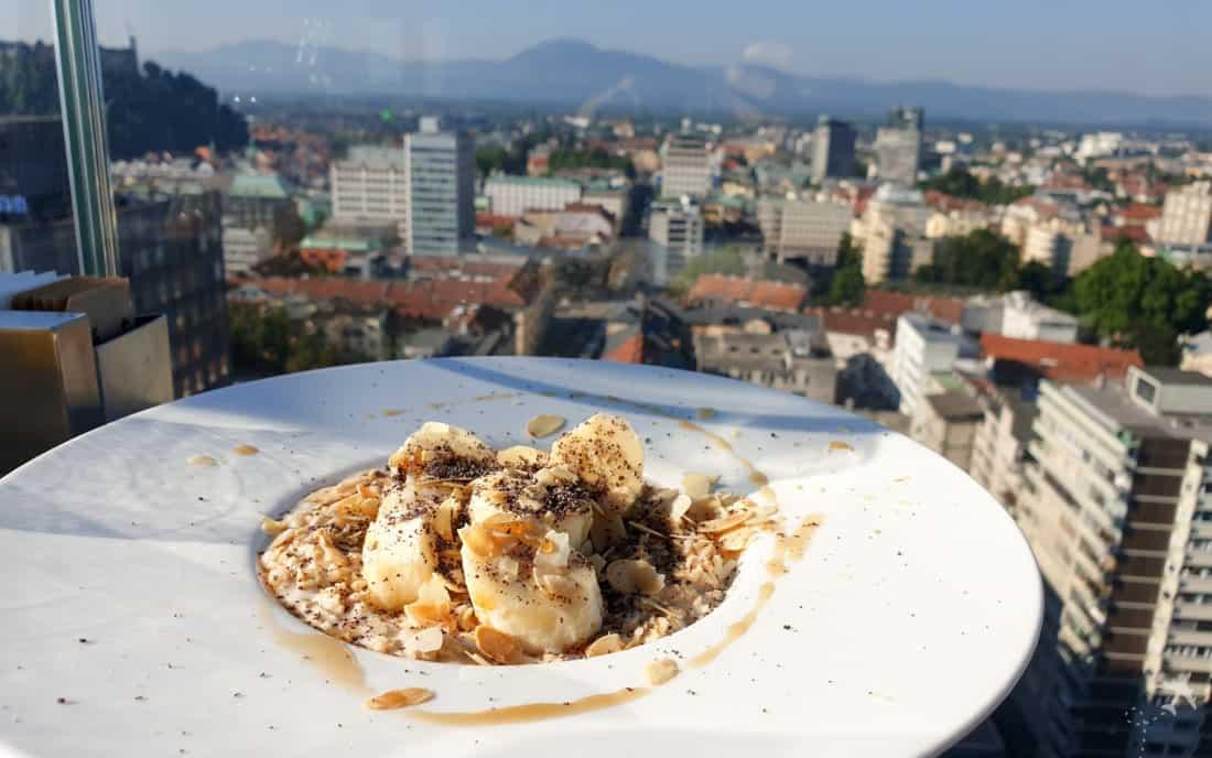 Intercontinental Ljubljana Oatmeal 1