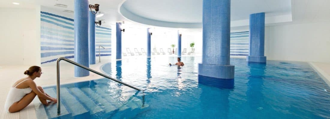 Interferie Medical Spa Schwimmbad
