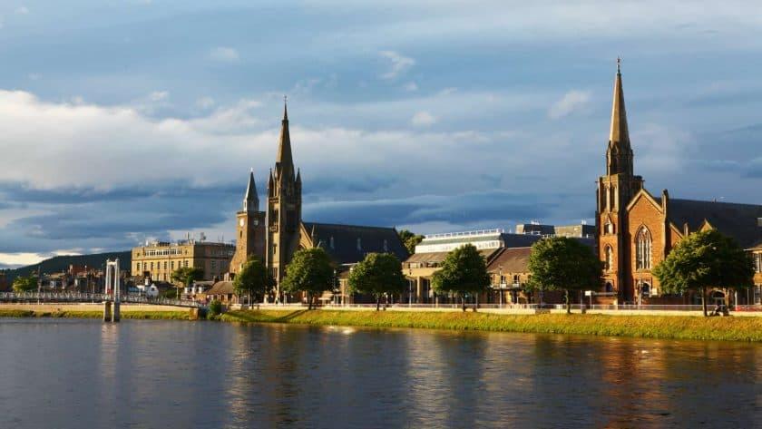 Inverness Schottland