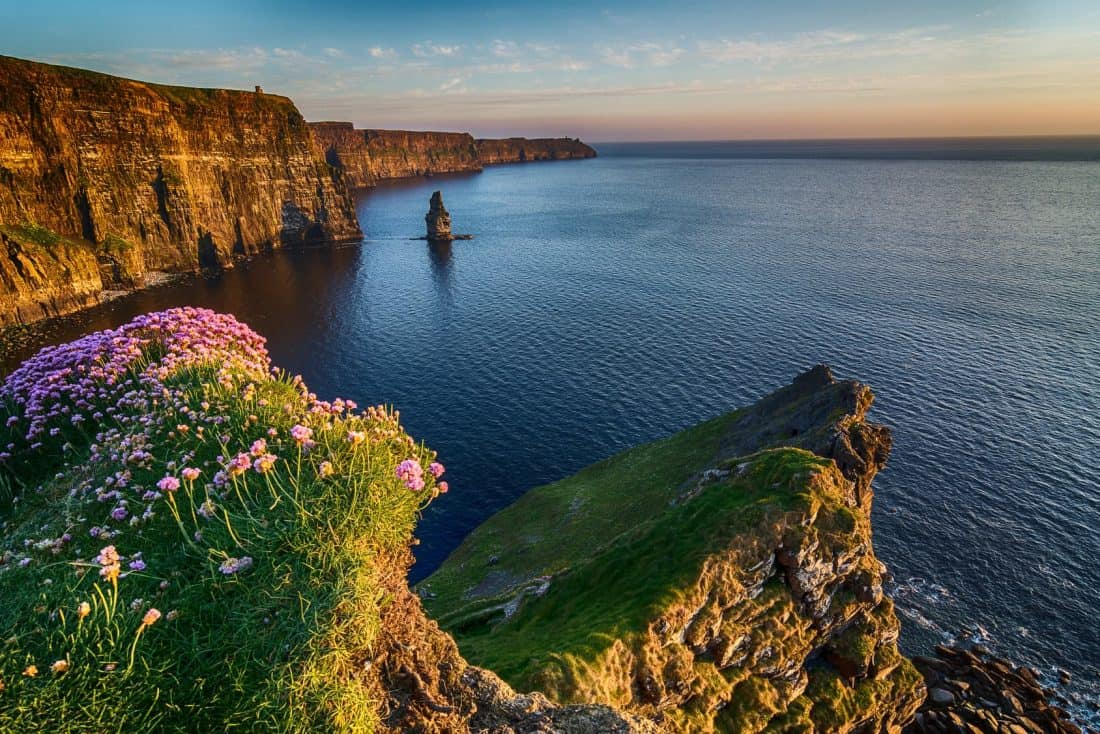 The Cliffs of Moher, Irland