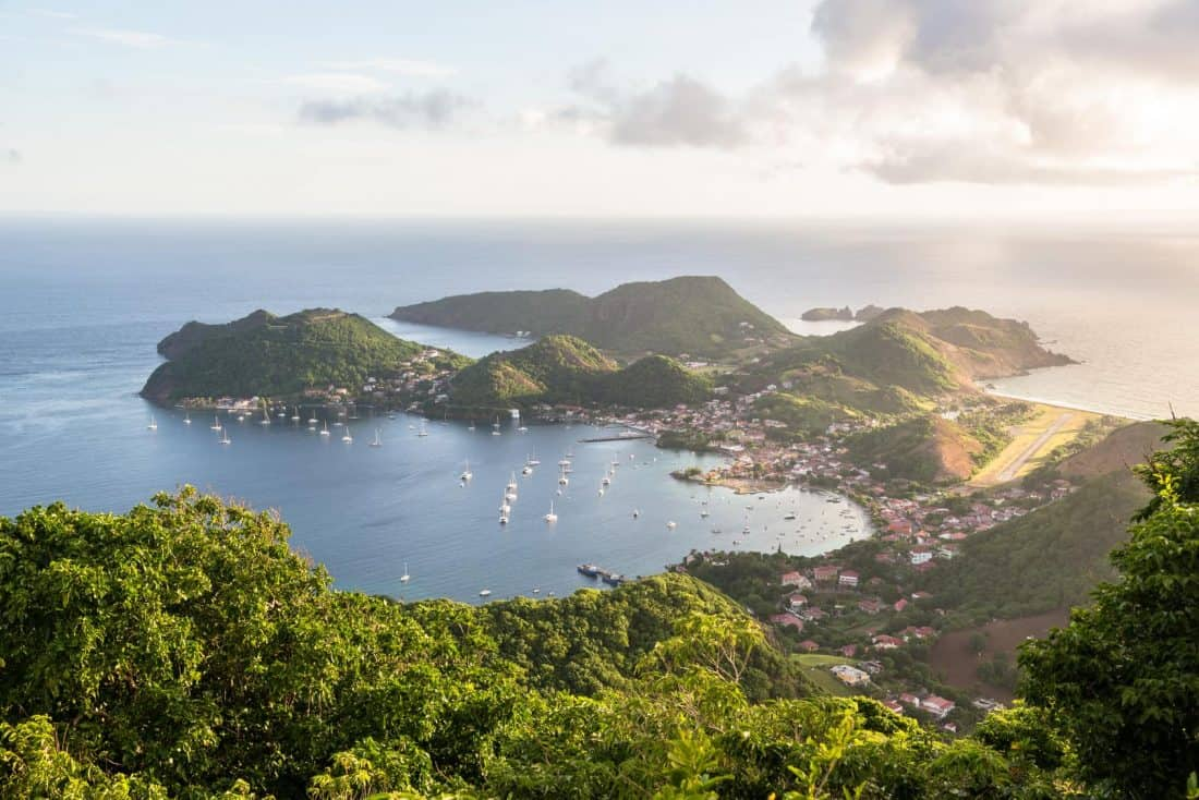 Guadeloupe Terre-de-Haut, Islands of the Saints (Iles des Saintes)