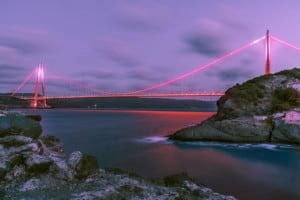 Istanbul Sultan Selim Bridge