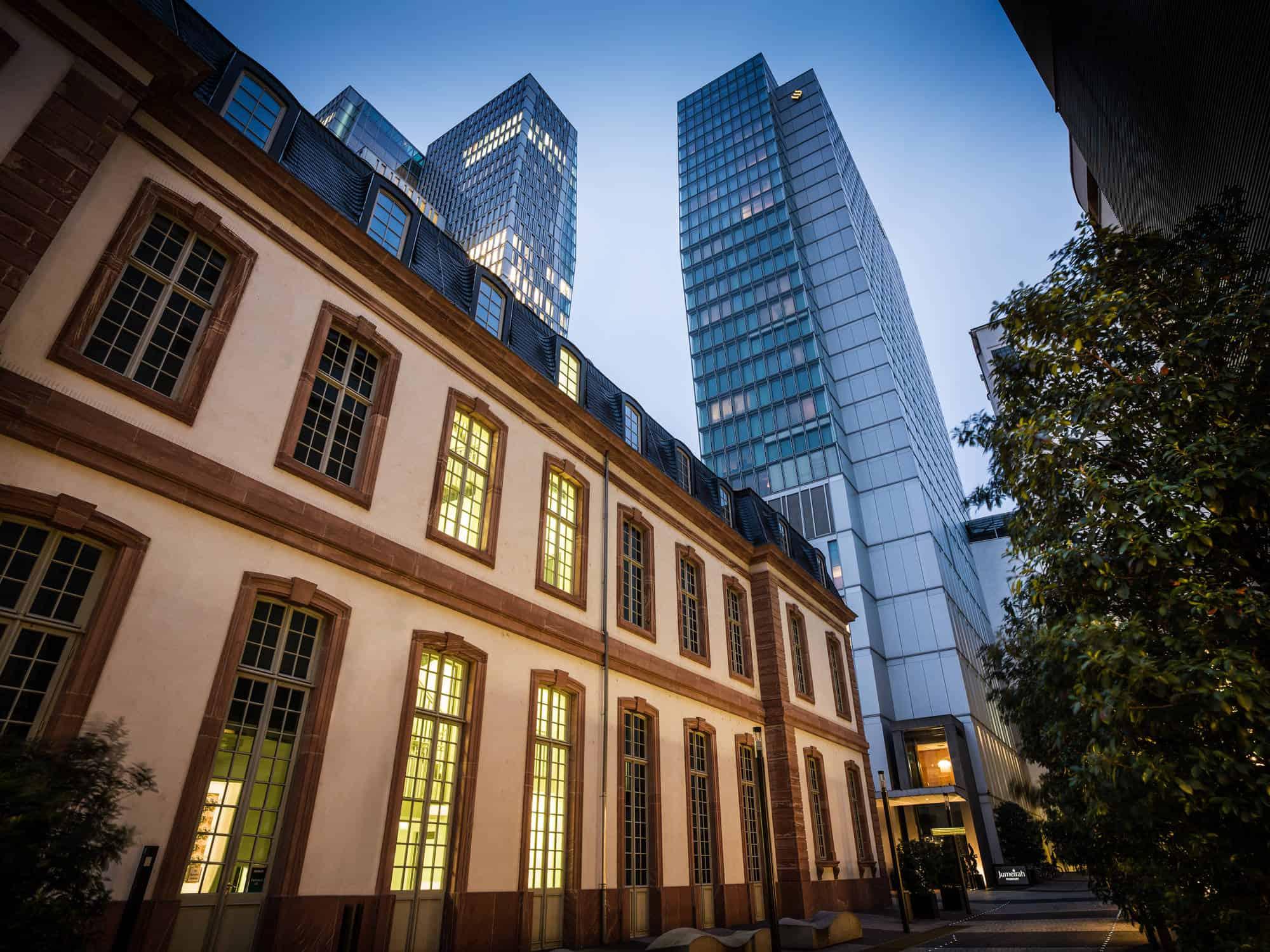 Jumeirah Frankfurt - Exterior