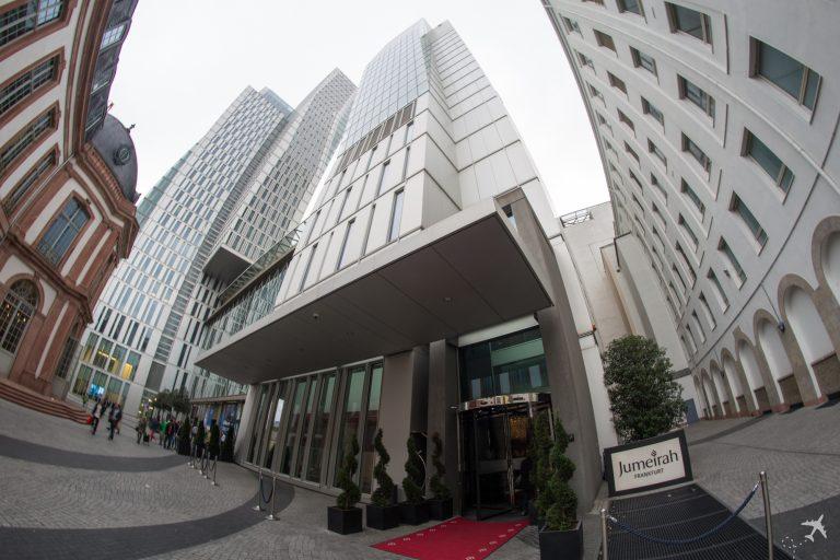 Jumeirah Hotel Frankfurt
