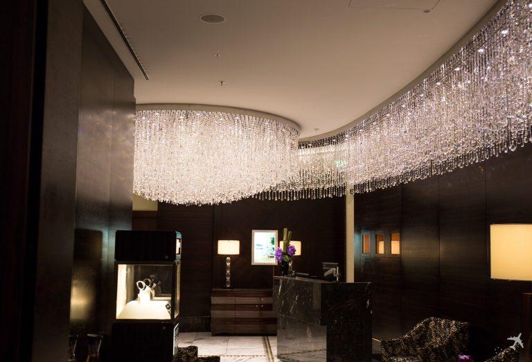 Jumeirah Hotel Frankfurt Lobby