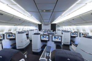 KLM Business 777