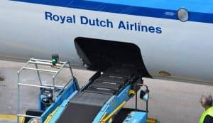 KLM Gepäck