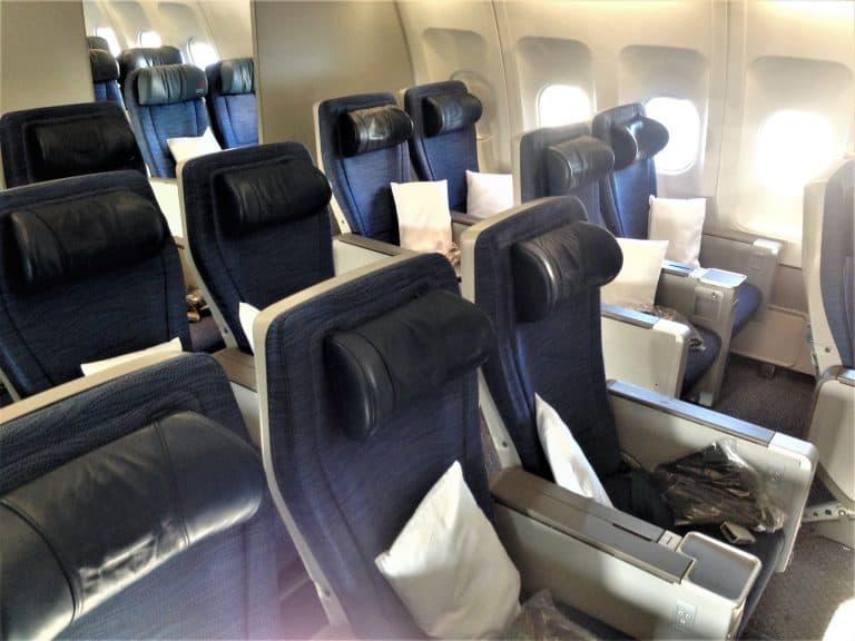 Premium Economy Class Air Canada
