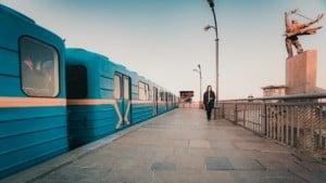 Kiew DjnprStation