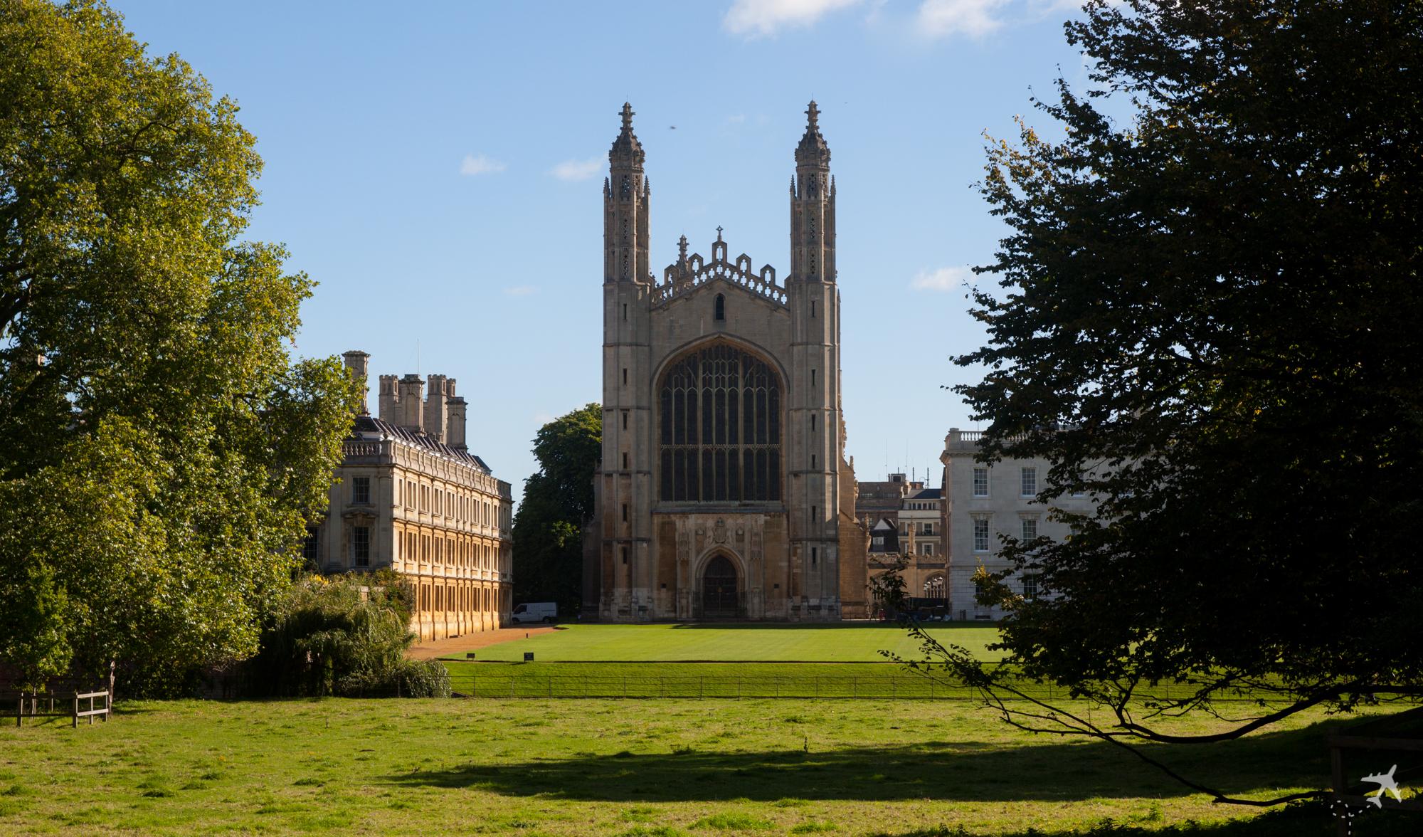 King's College Chapel, Cambringe, Großbritannien