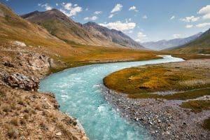 Berge in Kirgisistan